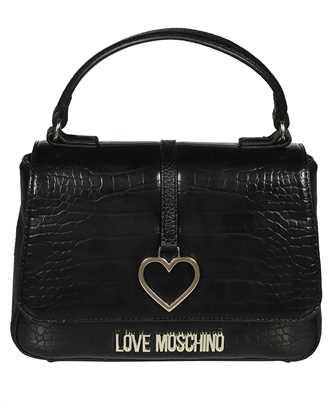 LOVE MOSCHINO JC4261PP0D KF1 HEART CHARM HAND Borsa