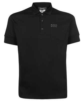 Dsquared2 S74GL0055 S23652 1POCKET Polo