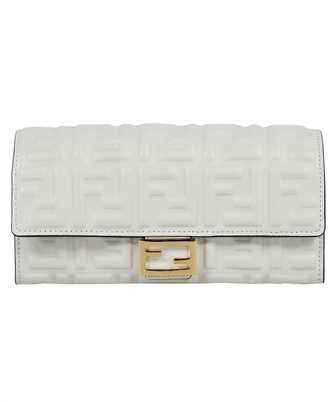 Fendi 8M0365 AAJD CONTINENTAL CHAIN Wallet