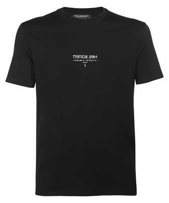 Neil Barrett BJT003S R525S LOGO + COORDINATES T-shirt