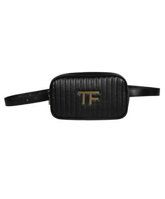 Tom Ford L1411T ICL019 QUILTED CALF LEATHER Gürteltasche