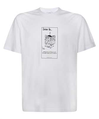 Vetements UAH21TR677 LOVE IS... FASHION T-shirt
