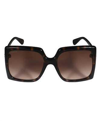Gucci 648488 J1691 SQUARE Sunglasses