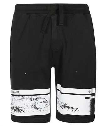 Stone Island 66595 FLEECE Shorts
