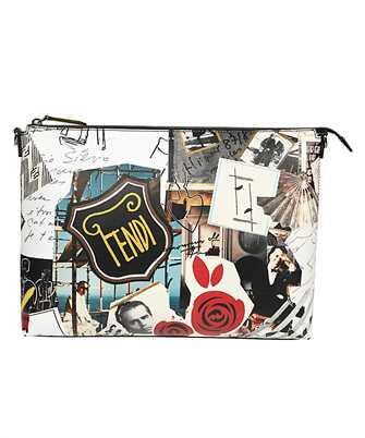 Fendi 7VA470 A8V6 MESSENGER Bag