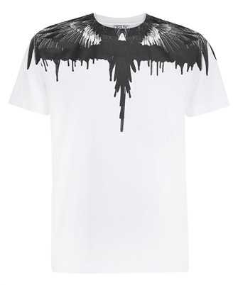 Marcelo Burlon CMAA018F21JER004 TAR WINGS REGULAR T-Shirt