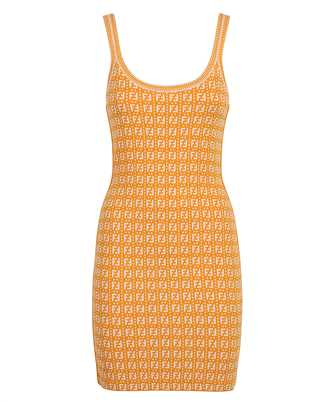 Fendi FZD881 AF4U SHORT Dress