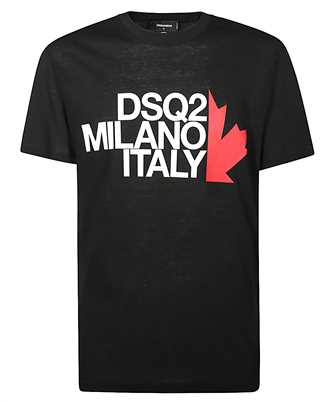 Dsquared2 S74GD0730 S21600 MILANO ITALY T-shirt
