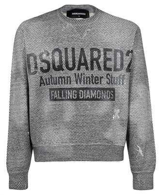 Dsquared2 S74GU0544 S25477 DIAMONDS COOL Sweatshirt