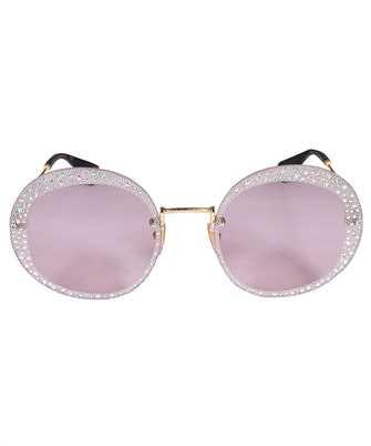 Gucci 663744 I3330 ROUND-FRAME Occhiali da sole