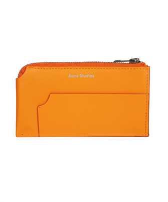 Acne FN-UX-SLGS000188 LEATHER ZIP Wallet