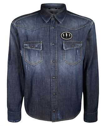 Neil Barrett PBCM1240P M801 Shirt
