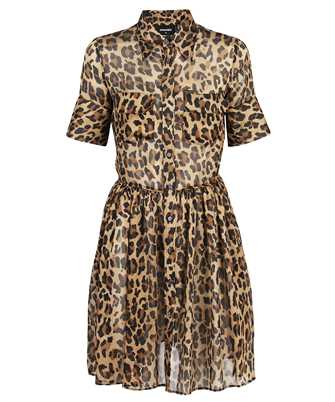 Dsquared2 S75CV0459 S54060 FLARE SHIRT SHORT SLEEVE Dress