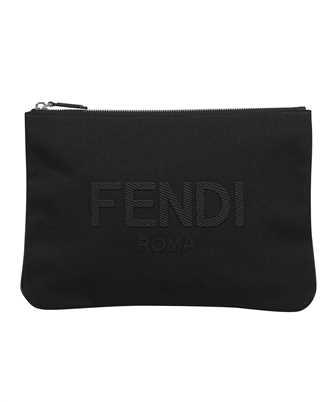 Fendi 7N0111 AFBD MEDIUM CANVAS Tasche