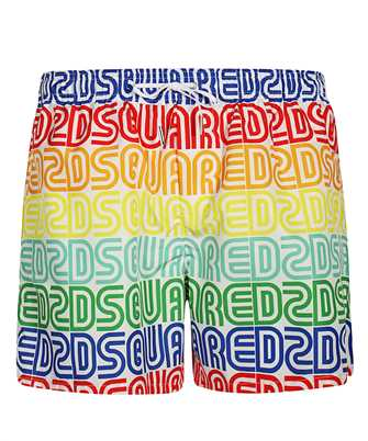 Dsquared2 D7B543350 VINTAGE LOGO Swimsuit