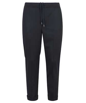Neil Barrett PBPA635 Q028 TRAVEL SLIM LOW RISE Trousers