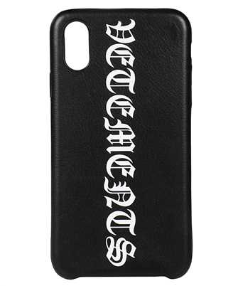 Vetements SA009 VERTICAL LOGO iPhone XS cover