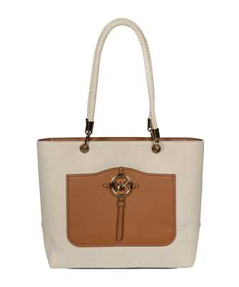 Michael Kors 30S1G2AT3C AMY LARGE CANVAS TOTE Tasche