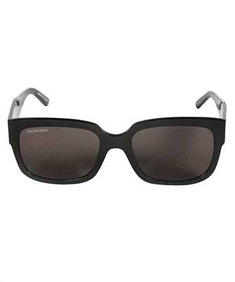 Balenciaga 584806 T0001 FLAT D-FRAME Sunglasses