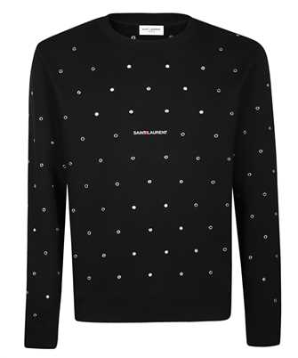 Saint Laurent 632422 YBQZ2 EYELETS Sweatshirt