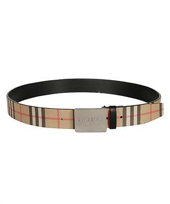 Burberry 8015612 PLAQUE BUCKLE VINTAGE CHECK Belt
