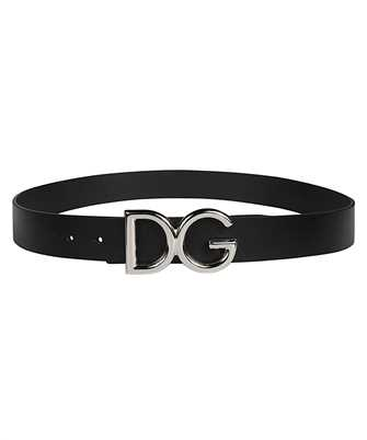 Dolce & Gabbana BC4248 AC493 DG LOGO Belt