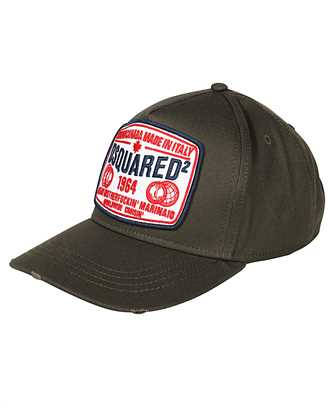 Dsquared2 BCM0366 05C00001 D2 WORLDWIDE Cap