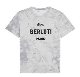 BERLUTI R17JRS43-001 T-Shirt