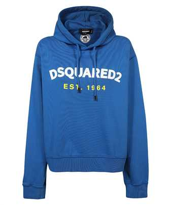 Dsquared2 S72GU0321 S25462 D2 EST. 1964 Kapuzen-Sweatshirt