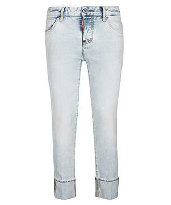 Dsquared2 S72LB0288 S30663 COOL GIRL CROPPED Jeans