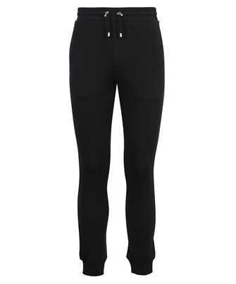Balmain VH0OB015G060 PRINTED SWEAT Trousers