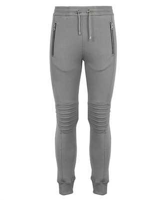 Balmain VH0OB030B012 LOGO EMBOSSED SWEAT Trousers