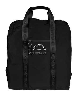 Karl Lagerfeld 211W3098 RUE ST-GUILLAUME NYLON DRAWCORD Backpack