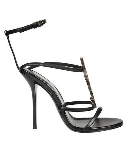 Saint Laurent 529636 0MUTT CASSANDRA Sandals
