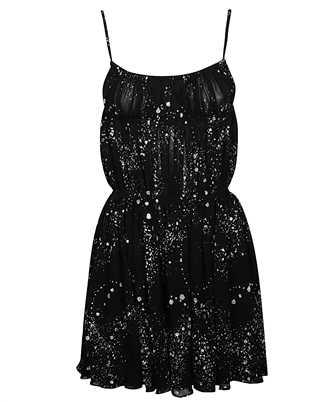 Saint Laurent 601514 YBPO2 GALAXY Dress
