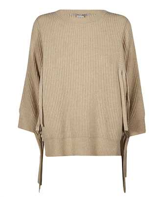 Stella McCartney 601740 S2209 FRINGED RIBS Knit