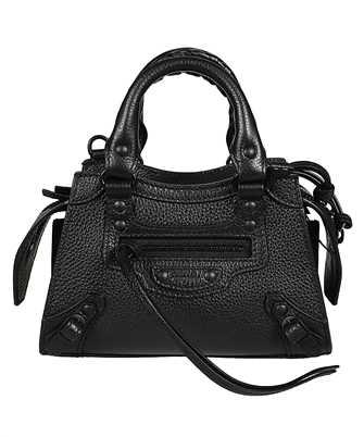 Balenciaga 638527 15Y47 NEO CLASSIC MINI TOP HANDLE Bag