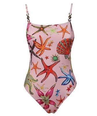 Versace ABD07030 1F01224 TRÉSOR DE LA MER PRINT Swimsuit