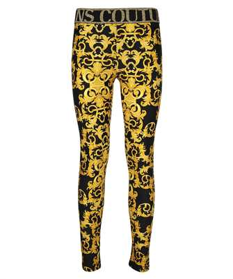 Versace Jeans Couture D5HWA101 S0125 LYCRA PRINT LOGO BAROQUE Trousers