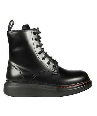 Alexander McQueen 586394 WHX51 PLATFORM ANKLE Boots