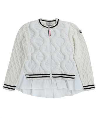 Moncler 9B505.10 V9153# Girl's cardigan