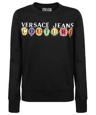 Versace Jeans Couture B6HWA7PC 30456 PRINTED Sweatshirt