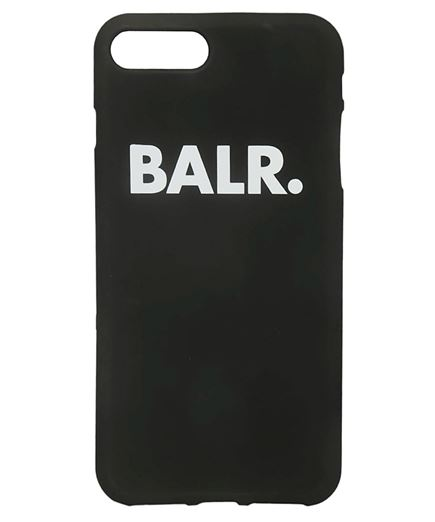 Balr. Silicone iPhone 7+ Black case cover for iphone 7+