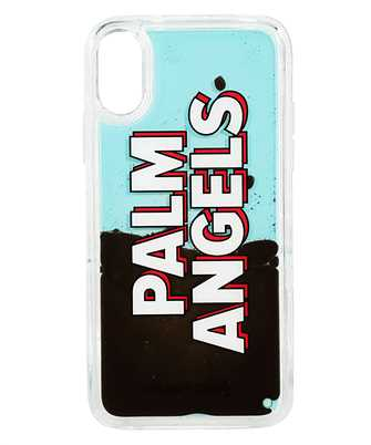 Palm Angels PMPA006R20732007 LIQUID LOGO iPhone X cover