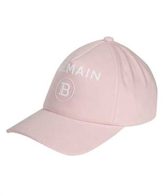 Balmain TH0A083D002 DENIM Cap