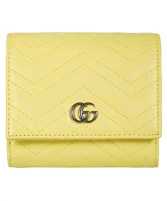 Gucci 598629 DTD1P GG MARMONT Wallet