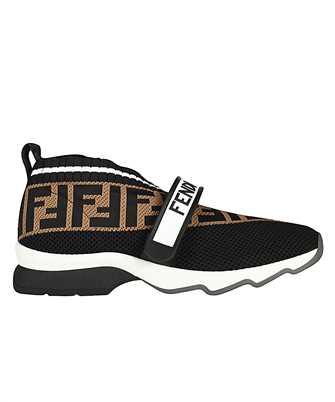 Fendi 8E6701 A5JF ROCKOKO Sneakers
