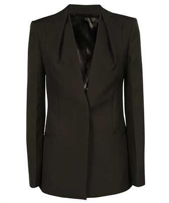 Givenchy BW30CN13N5 DRAPÉ COLLAR WOOL Jacket