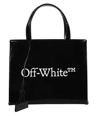 Off-White OWNA059E20LEA001 MINI BOX Bag