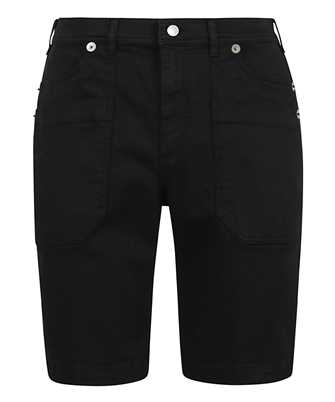 Neil Barrett PBDE326 Q815T EXTRA LOW RISE DENIM Shorts
